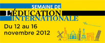 Semaine de l'éducation internationale